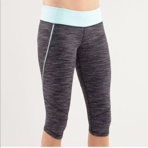 Lululemon Run Excel Wee Are From Space Crops 8